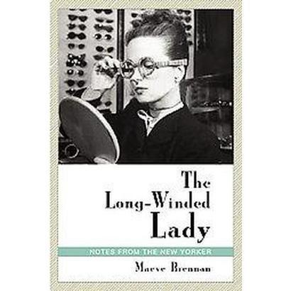 The Long-Winded Lady (Paperback)