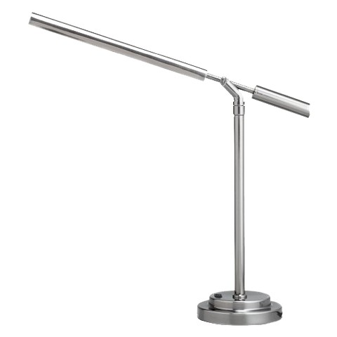 Ottlite® Vero Table Lamp - Brushed Nickel (13 Watt)