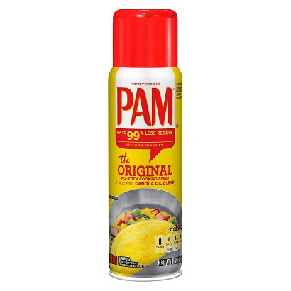 PAM Original Cooking Spray 6 oz