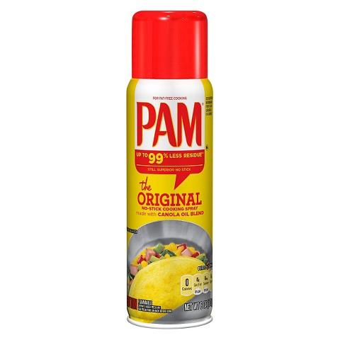 PAM Original Cooking Spray 6 oz
