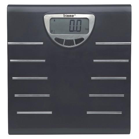 Trimmer® Health Tracker - Black