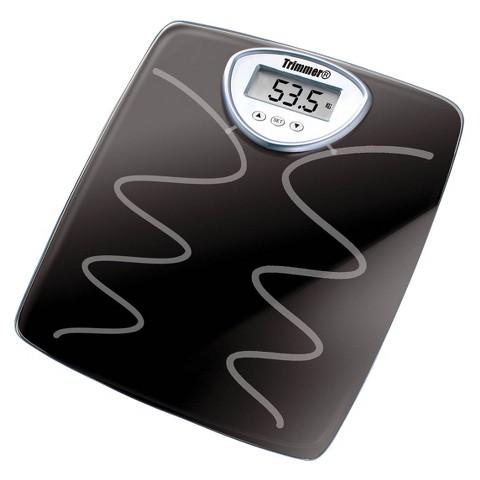 Trimmer® Health Tracker Plus - Black