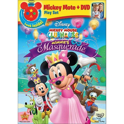 Mickey Mouse Clubhouse: Minnie's Masquerade (With Mickey Mote)