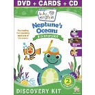 Baby Einstein: Neptune's Oceans Discovery Kit (2 Discs) (DVD/CD) (With Discovery Cards)