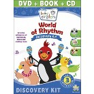 Baby Einstein: World of Rhythm Discovery Kit (2 Discs) (DVD/CD) (With Book)