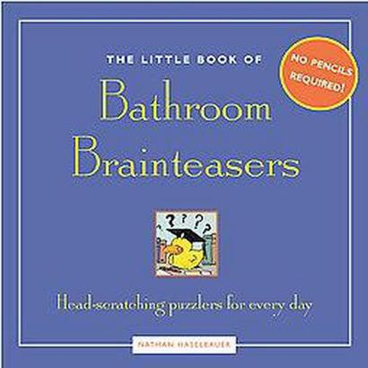 The Little Book Of Bathroom Brainteasers (Paperback)