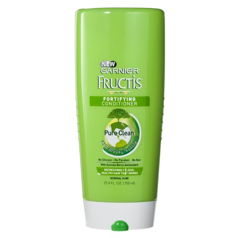 Garnier® Fructis® Pure Clean Conditioner For Normal Hair - 25.4 fl oz