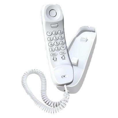Uniden Slimline Corded Phone - White (1100)