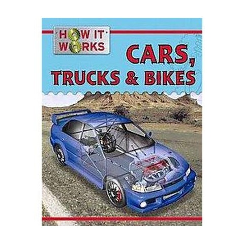Cars Trucks and Bikes (Hardcover)