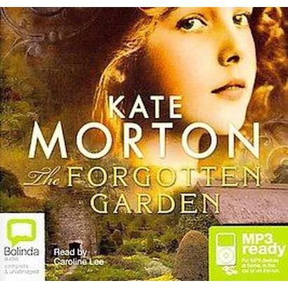 The Forgotten Garden (Compact Disc)