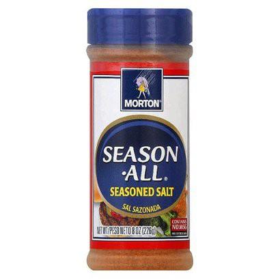 Morton Season All Seasoned Salt 8 oz
