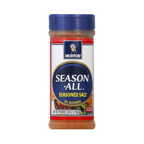 Seasoned Salt Brands All Seasoned Salt 8 oz