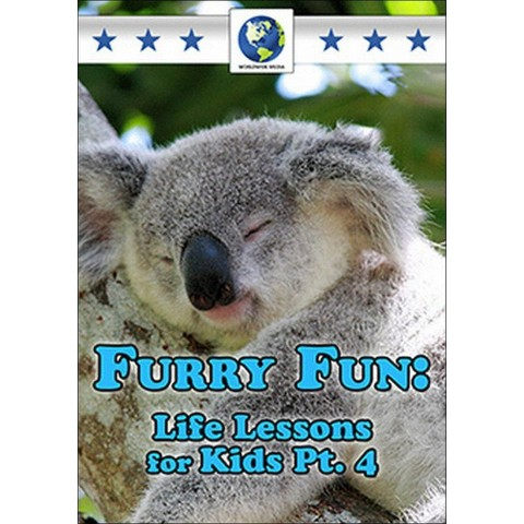 Furry Fun: Life Lessons for Kids, Part 4