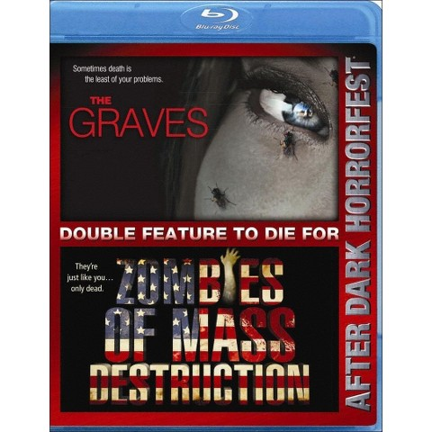 The Graves/Zombies of Mass Destruction (Blu-ray)