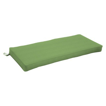 Smith & Hawken® Premium Quality Avignon® 5' Bench Cushion - Green