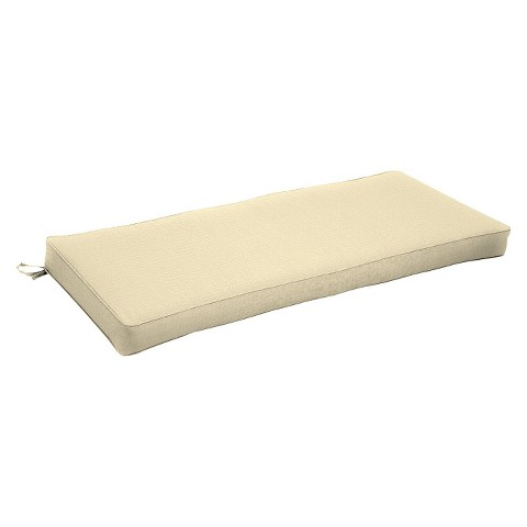 Smith & Hawken® Premium Quality Avignon® 5' Bench Cushion - Cream