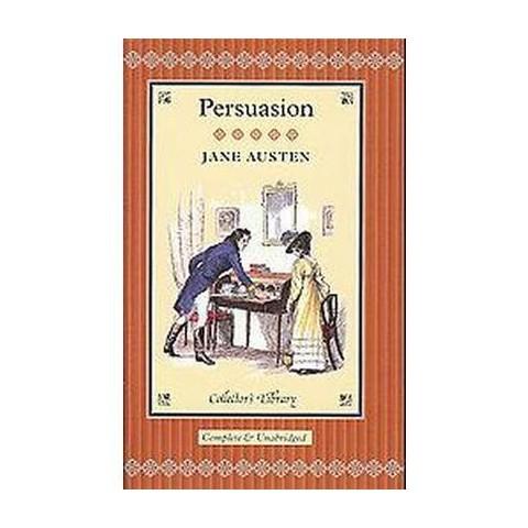 Persuasion (New) (Hardcover)