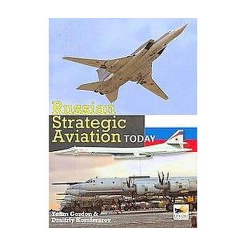 Russian Strategic Aviation Today (Hardcover)