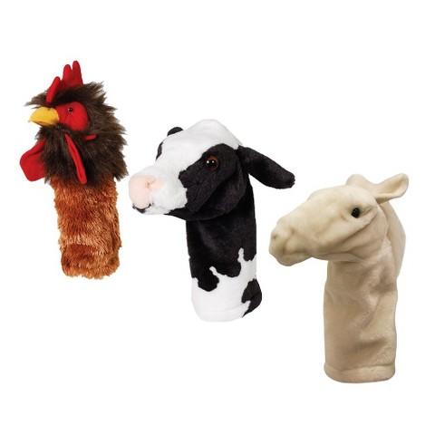 Noah's Farm Animal Golf Head Cover