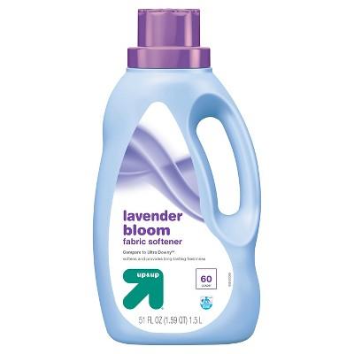 Liquid Fabric Softener Lavender Scent 51 oz - up & up™