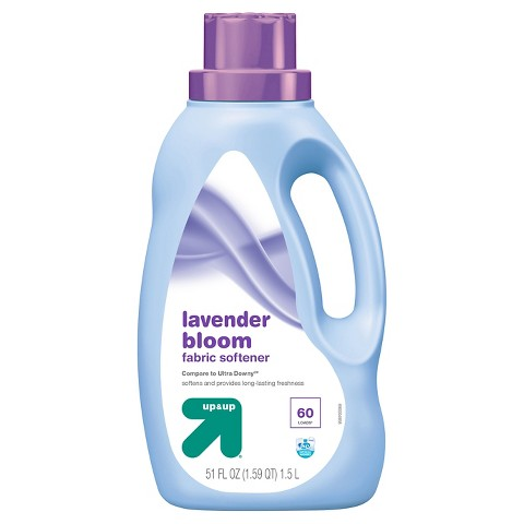 up & up™ Liquid Fabric Softener - Lavender Scent - 51 oz