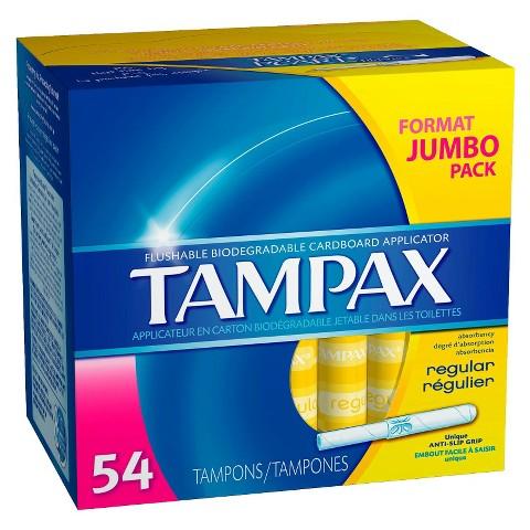 Tampax Regular Tampons