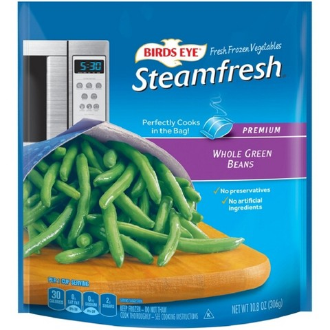 Birds Eye Steamfresh Premium Selects Frozen Whole Green Beans 12 oz