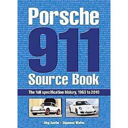Porsche 911 Source Book (Hardcover)