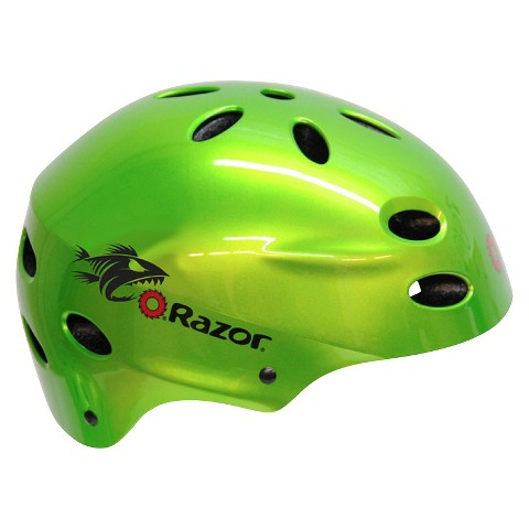 Razor Child Helmet - Green