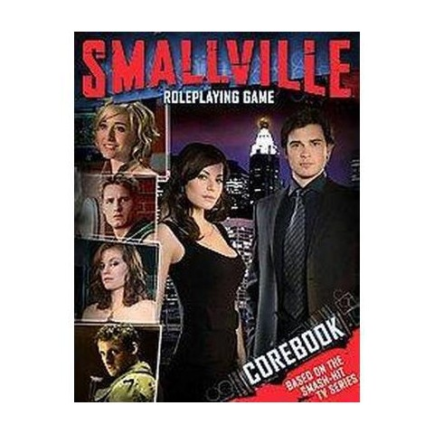 Smallville Role Playing Game (Hardcover)