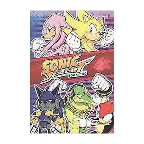 Sonic Select 2 ( Sonic Select) (Paperback)
