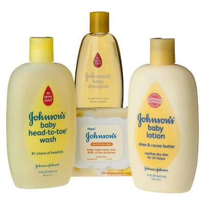 Johnson's Gentle Care Gift Set