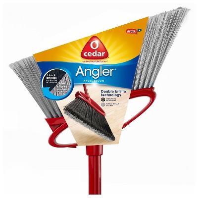 O-Cedar Angler® Angle Broom