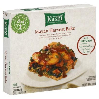 Kashi Frozen Mayan Harvest Bake Entrée 10 oz