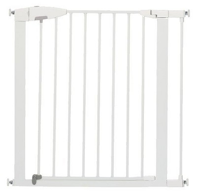 Munchkin® Easy Close Metal Gate Tall & Wide Baby Gate