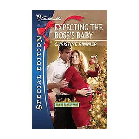 Expecting the Boss's Baby (Paperback)