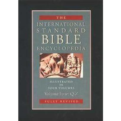 International Standard Bible Encyclopedia (4) (Reprint) (Hardcover)