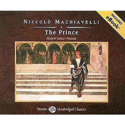 The Prince (Unabridged) (Compact Disc)