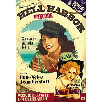 Precode Hollywood Double Feature: Hell Harbor/Jungle Bride