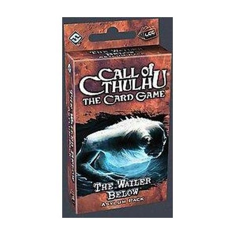 Call of Cthulhu Lcg the Card Game (Paperback)
