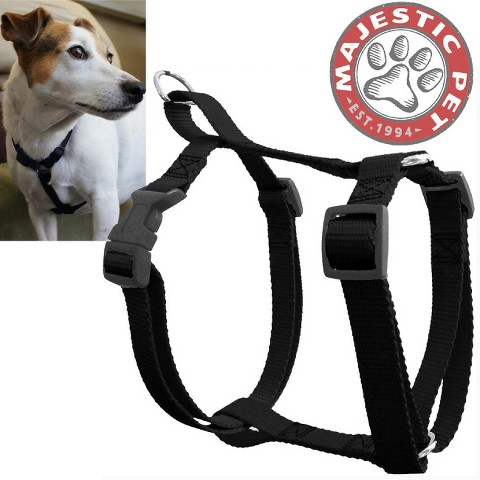 Majestic Pet Harness - Black