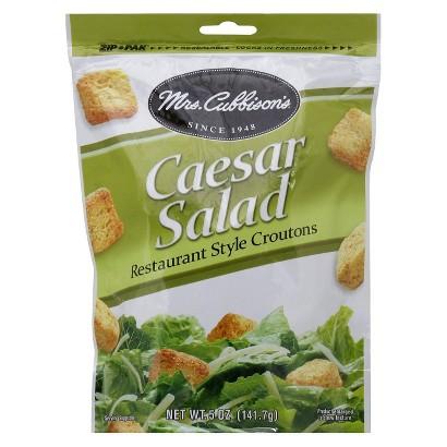 Mrs Cubbison Caesar Croutons 5 oz