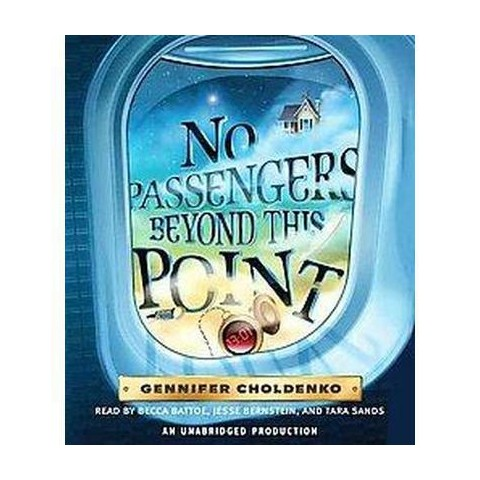 No Passengers Beyond This Point (Unabridged) (Compact Disc)
