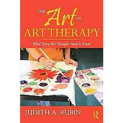 The Art of Art Therapy (Mixed media product)