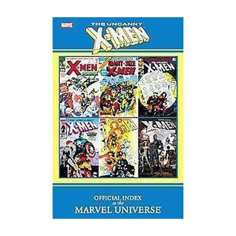 Official Index to the Marvel Universe (Paperback)