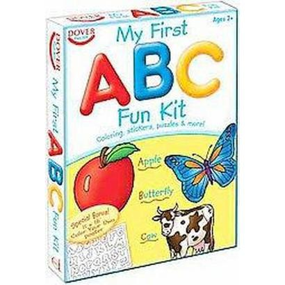 My First ABC Fun Kit (Mixed media product)