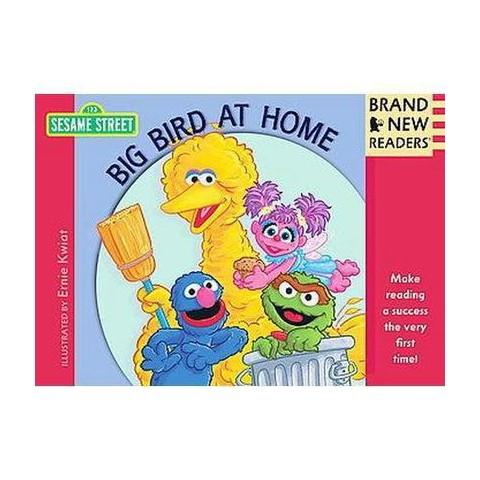Big Bird at Home (Hardcover)