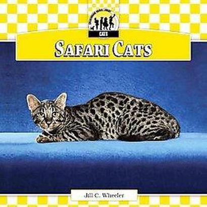Safari Cats (Hardcover)