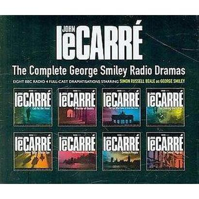The Complete George Smiley Radio Dramas (Compact Disc)