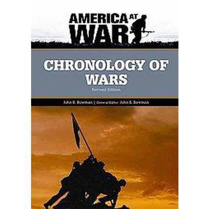 Chronology of Wars (Revised) (Hardcover)